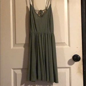 Green Summer Dress